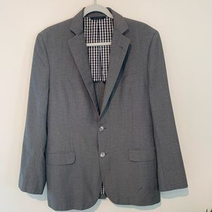 Brooks Brothers Fitzgerald Jacket- Gray